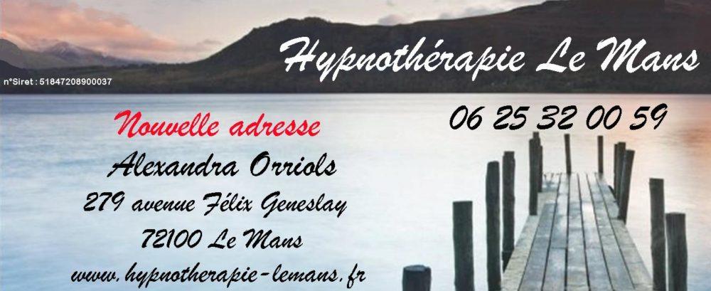 Hypnothérapie Le Mans
